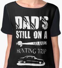 TWD/SPN - Negan/John Winchester's Hunt Trip Chiffon Top
