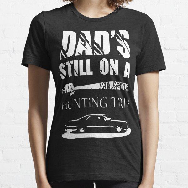 TWD/SPN - Negan/John Winchester's Hunt Trip Essential T-Shirt