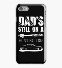 TWD/SPN - Negan/John Winchester's Hunt Trip iPhone Case/Skin