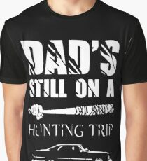 TWD/SPN - Negan/John Winchester's Hunt Trip Graphic T-Shirt