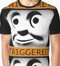 Thomas the Train (TRIGGERED) Graphic T-Shirt