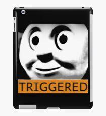 Thomas the Train (TRIGGERED) iPad Case/Skin