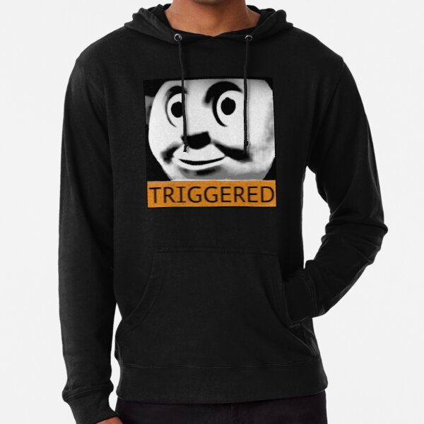 Thomas the Train (TRIGGERED) Lightweight Hoodie