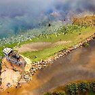 St. Kilda Shipwreck by Mark Hamilton