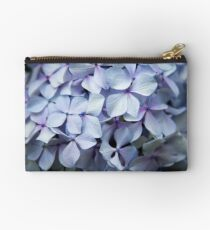 Hydrangea Up Close and Personal Studio Pouch