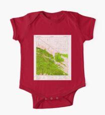 USGS TOPO Map California CA San Antonio 298848 1942 62500 geo Kids Clothes