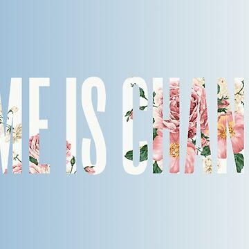 TIME IS CHANGE by CForward