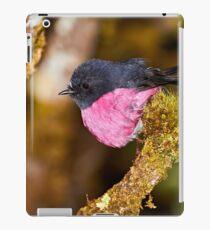 Pink Robin iPad Case/Skin
