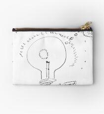 What do lightbulbs think? Studio Pouch