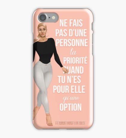 NoTimeBOSS Coque et skin iPhone