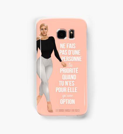 #NoTimeBOSS Coque et skin Samsung Galaxy