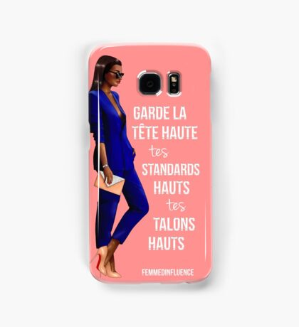 #LadyBOSS Coque et skin Samsung Galaxy