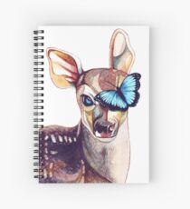 Tribute to Life is Strange Spiral Notebook