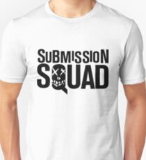 Submission Squad (Brazilian Jiu Jitsu / BJJ) Unisex T-Shirt
