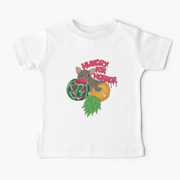 Aussie Halloween: Hungry For Horror Baby T-Shirt