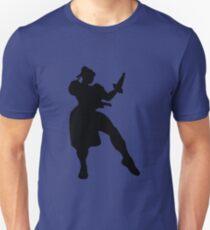 Chun Li - Left Side T-Shirt