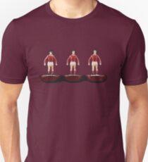Heart of Midlothian FC classic subbuteo design Unisex T-Shirt