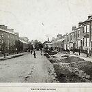 Warwick Street, daventry 1900 by NorthantsPast
