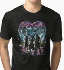 kingdom trio Tri-blend T-Shirt
