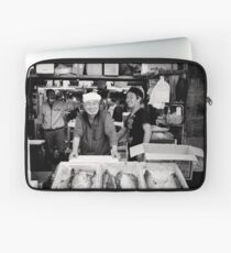 A smile is the same in any language - Japan Laptop Sleeve
