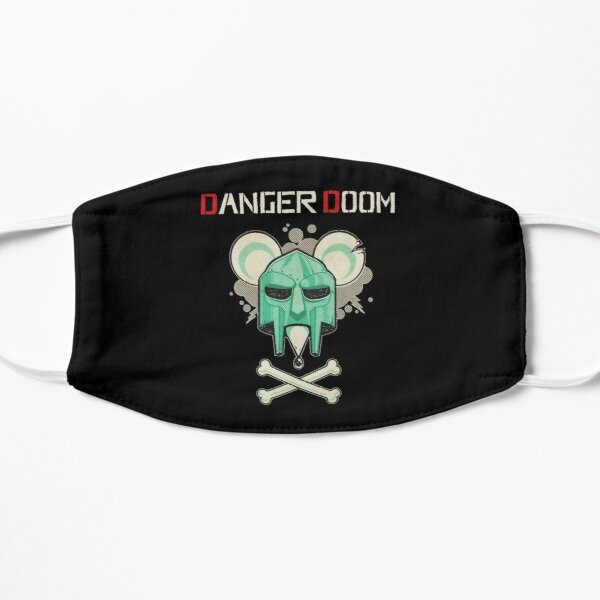 best selling doom Flat Mask