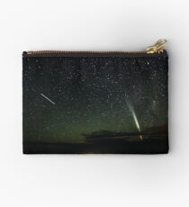 Magnificent Comet Lovejoy and the Space Station Studio Pouch
