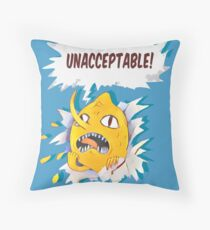 Lemon! Throw Pillow