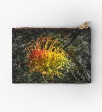 Grevillia flower Zipper Pouch