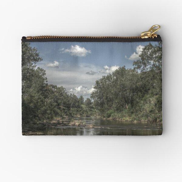 Richmond River Zipper Pouch