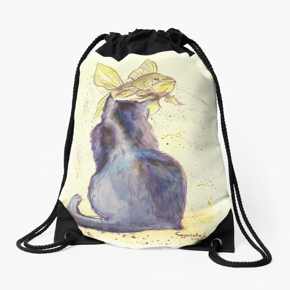 Dream Drawstring Bag