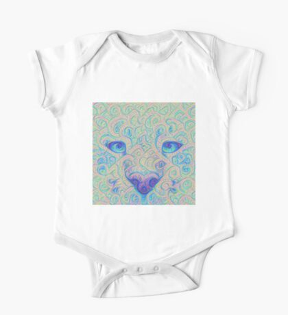 Ice Spirit #DeepDreamed Kids Clothes