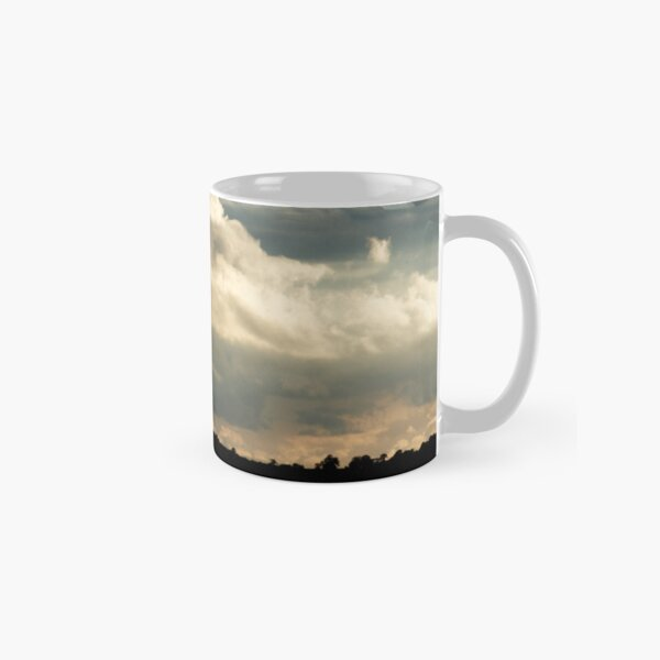 Cloudscape from the Common Classic Mug