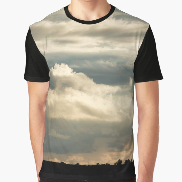 Cloudscape from the Common Graphic T-Shirt