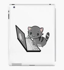 PC-CAT_#3 iPad Case/Skin