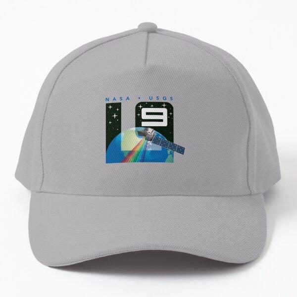 Landsat 9 Baseball Cap