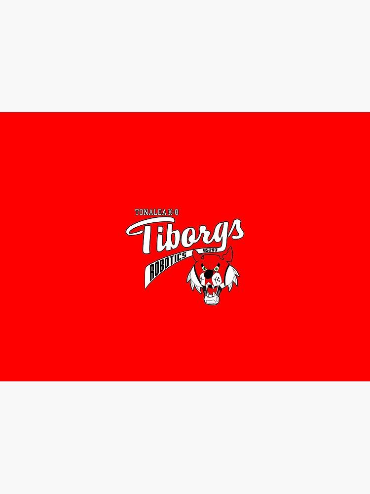 Tiborgs 2021 Red by trbazaar