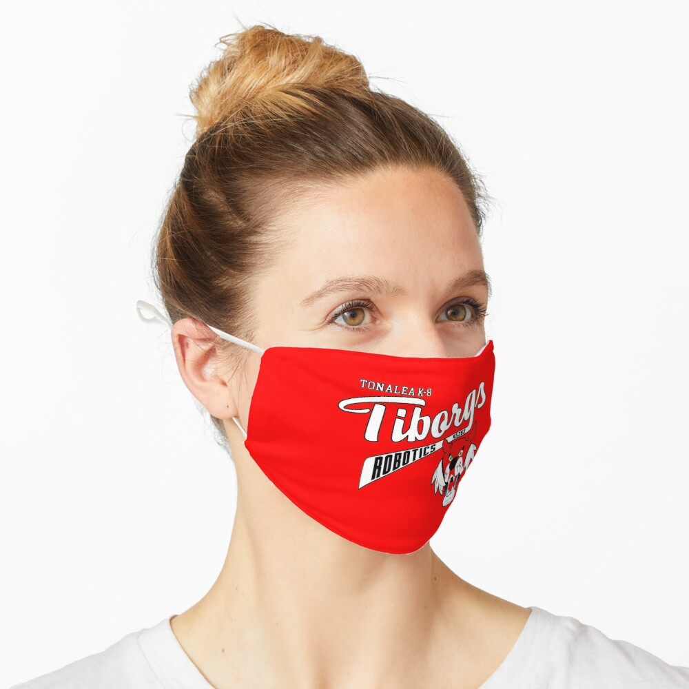 Tiborgs 2021 Red Mask