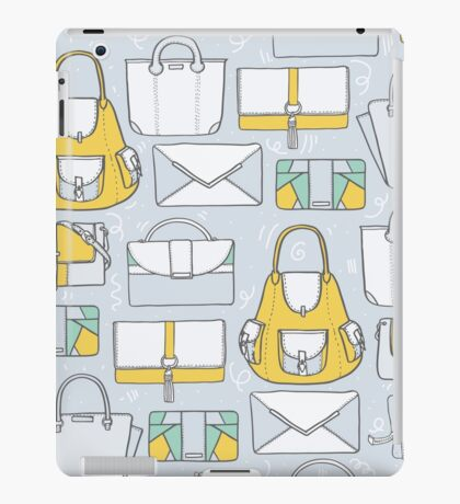 All you need in a bag. And then another bag... iPad Case/Skin