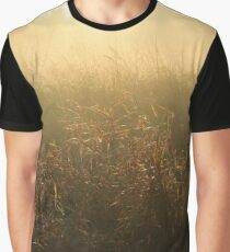 Mist on Crown Meadow Graphic T-Shirt