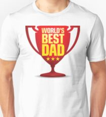 Best Father of the World Unisex T-Shirt