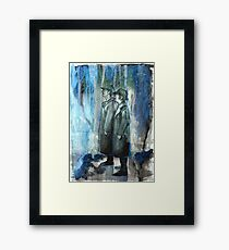 The Reichenbach Falls Together Framed Print