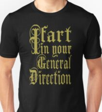Monty Python - I Fart In Your General Direction T-Shirt