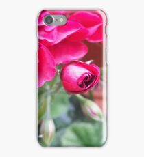 flowers vegetable spring garden iPhone Case/Skin