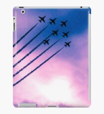 Purple Planes iPad Case/Skin