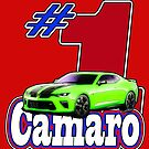 # 1 Camaro Tee Print and Everything Else! by ChasSinklier