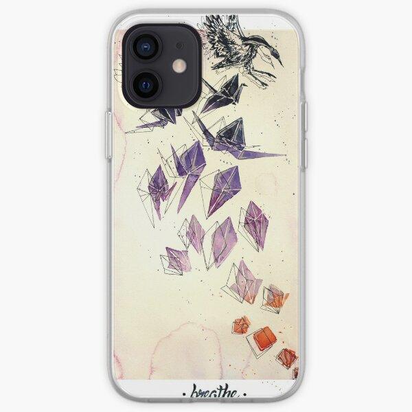 breathe iPhone Soft Case