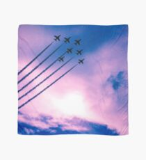 Purple Planes Scarf