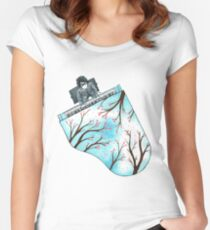 It's Still April For Me Women's Fitted Scoop T-Shirt