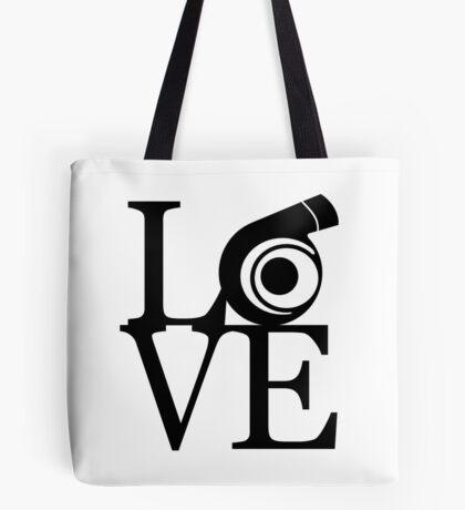 Turbo LOVE Tote Bag
