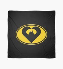 Heart of a Hero - The Bat Scarf